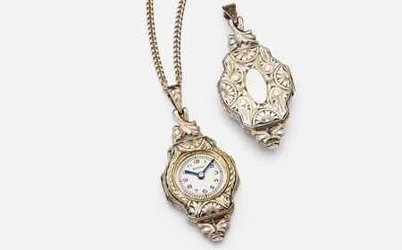 B swiss pendant watches pendantiv silver aloadofball Gallery